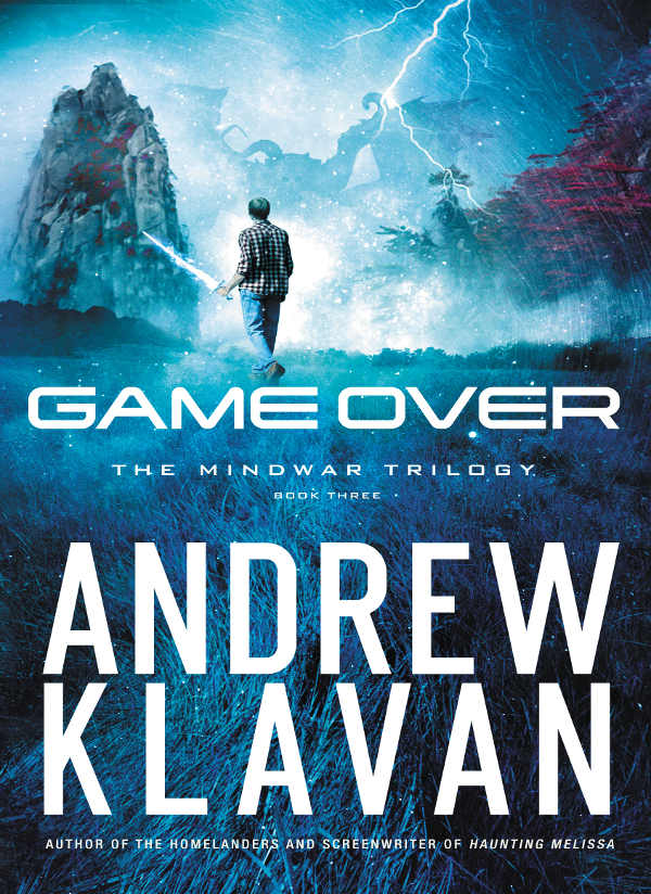Game Over book cover