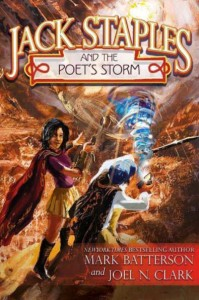 Jack Staples and The Poet's Storm book cover