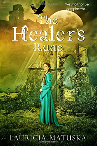 The Healer's Rune book cover