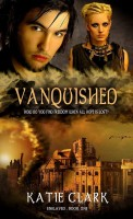 Vanquished (Enslaved, Book 1) by Katie Clark
